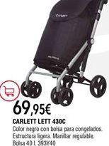 Oferta de Carro de compra por 69,95€