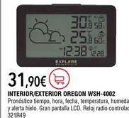 Oferta de Estación meteorológica por 31,9€