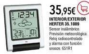 Oferta de Estación meteorológica por 35,95€