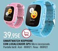 Oferta de Smartwatch por 39,99€