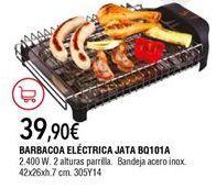 Oferta de Barbacoa electrica por 39,9€