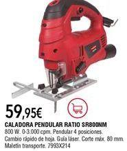 Oferta de Sierra de calar por 59,95€