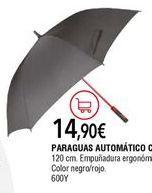 Oferta de Paraguas por 14,9€