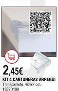 Oferta de Cantonera de seguridad por 2,45€