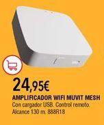 Oferta de Amplificador wifi por 24,95€