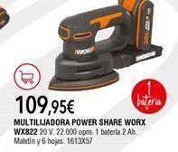 Oferta de Multilijadoras por 109,95€