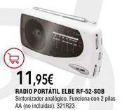 Oferta de Radio Elbe por 11,95€