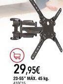 Oferta de Soporte para tv por 29,95€