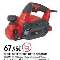 Oferta de Cepillo eléctrico por 67,95€