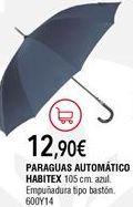 Oferta de Paraguas por 12,9€