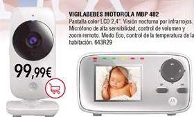 Oferta de Vigilabebés por 99,99€