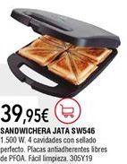 Oferta de Sandwichera Jata por 39,95€