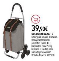 Oferta de Carro de compra por 39,9€