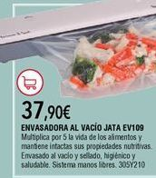 Oferta de Envasadora por 37,9€