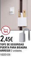 Oferta de Seguridad bebé por 2,45€