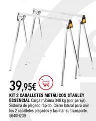 Oferta de Caballete por 39,95€
