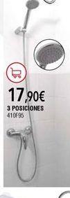 Oferta de Conjunto de ducha por 17,9€