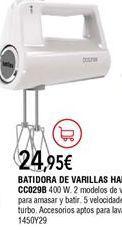 Oferta de Batidora amasadora por 24,95€