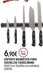 Oferta de Soporte para cuchillos por 6,9€
