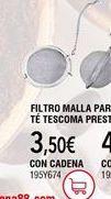 Oferta de Filtros por 3,5€