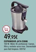 Oferta de Exprimidor eléctrico por 49,95€