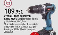 Oferta de Taladro por 189,95€