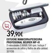 Oferta de Manicura por 39,9€