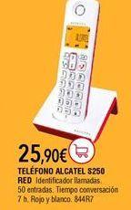 Oferta de Teléfono inalámbrico por 25,9€