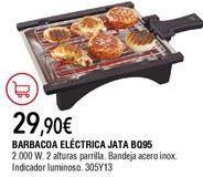 Oferta de Barbacoas por 29,9€