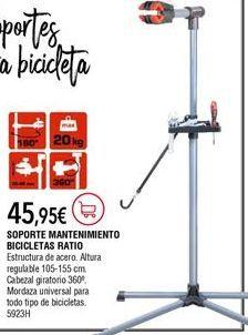 Oferta de Soportes por 45,95€