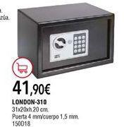 Oferta de Caja fuerte por 41,9€