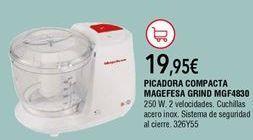 Oferta de Picadora de carne Magefesa por 19,95€