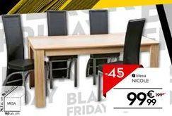 Oferta de Mesa por 99,99€
