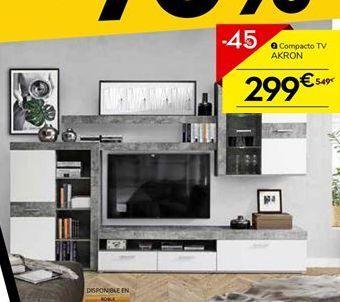 Oferta de Mueble tv por 299€