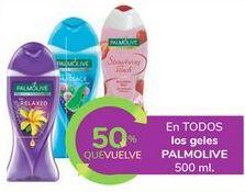 Oferta de En TODOS los geles PALMOLIVE por