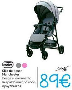 Oferta de Silla de paseo Manchester Asalvo  por 89€