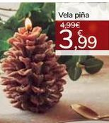 Oferta de Vela piña por 3,99€