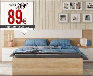 Oferta de Cabecero por 89€
