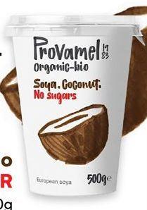 Oferta de Yogur soja-coco  sin azúcar por