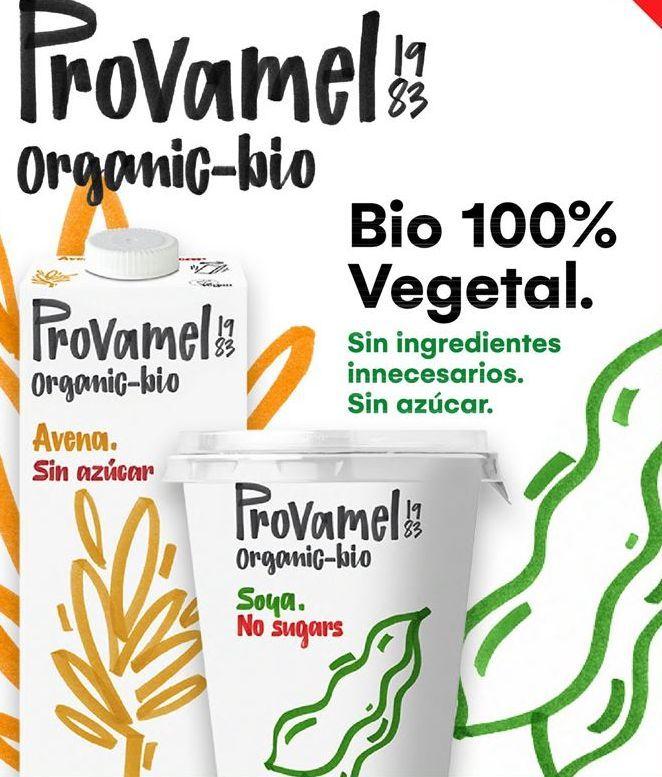 Oferta de Provamel Organic-bio por