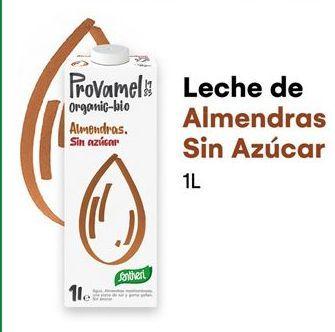 Oferta de Leche de almendras sin azúcar Provamel por