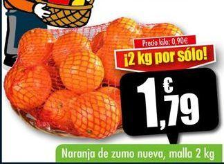 Oferta de Naranja de zumo nueva  por 1,79€