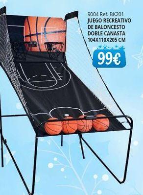 Oferta de Canasta por 99€