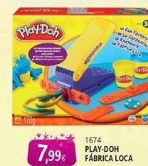 Oferta de Plastelina Play-Doh por 7,99€