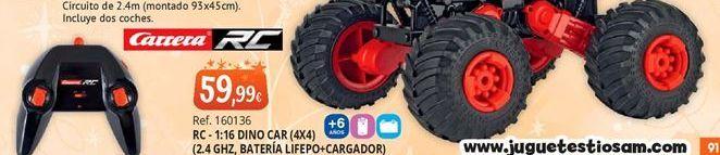 Oferta de Radiocontrol Carrera por 59,99€
