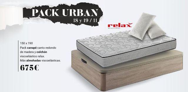 Oferta de Colchones Relax por 675€
