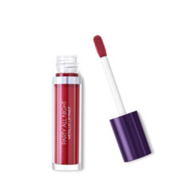 Oferta de Party all night metallic lip paint por 6,29€