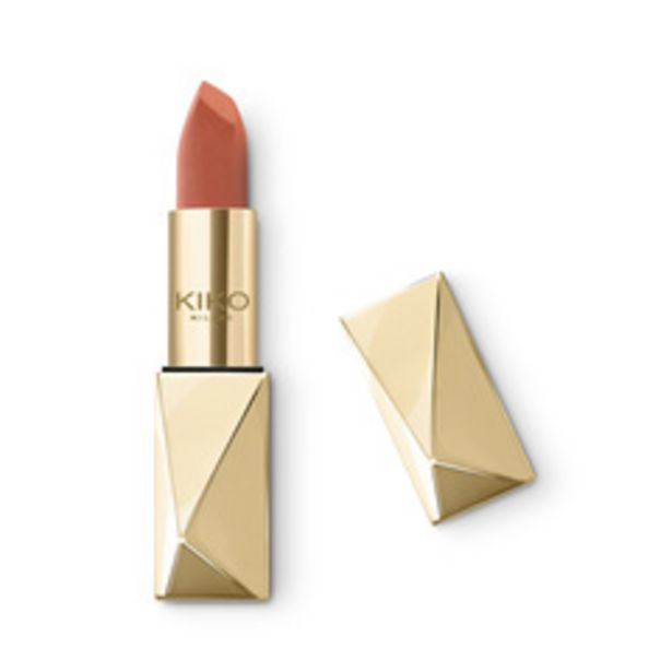 Oferta de Holiday gems  lasting luxury matte lipstick por 5€