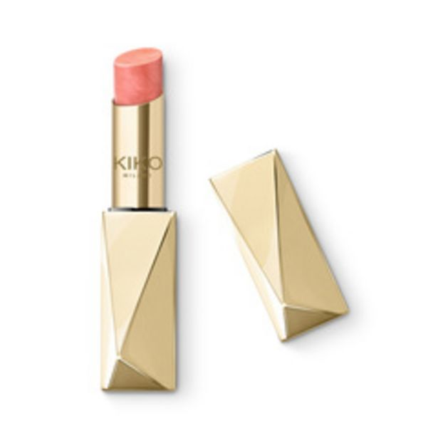 Oferta de Holiday gems care & glow lipstylo por 2,7€