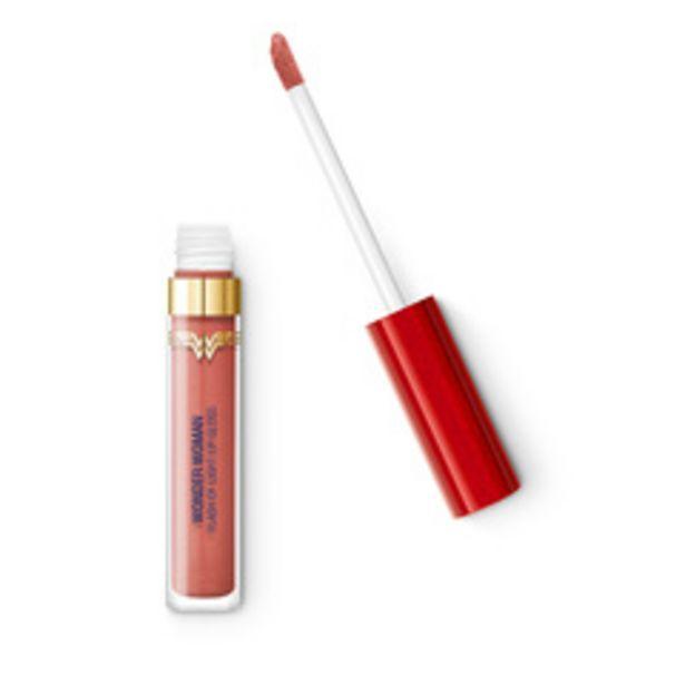 Oferta de Wonder woman flash of light lip gloss por 4,5€